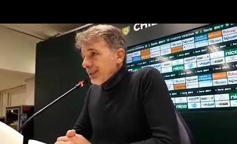 VIDEO Chievo-Cremonese 1-0, il commento di Felice Staboli