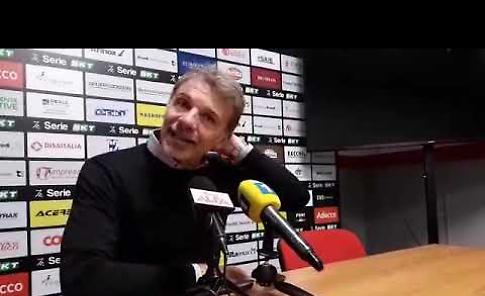 VIDEO Mister Baroni dopo Cremonese-Salernitana