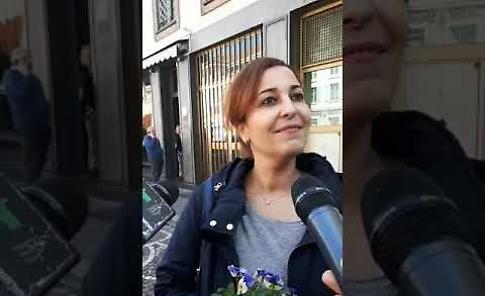 """VIDEO Parla la mamma di Adam: """"Sono stati tutti bravissimi, spero che la cittadinanza possa essere data anche a mio figlio"""""""