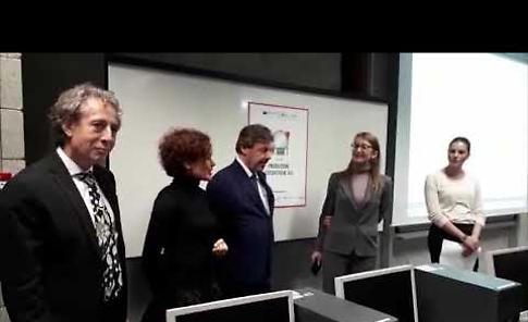 VIDEO Cosmesi, l'inaugurazione del corso per i tecnici