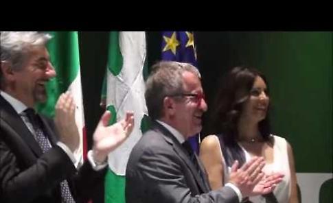 Rosa Camuna, Maroni premia i vincitori