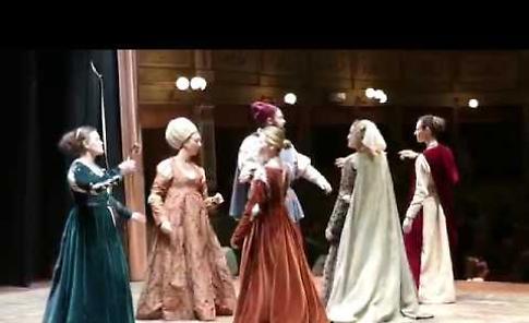 VIDEO Canneto sull'Oglio: a 800 anni dalla rofondazione