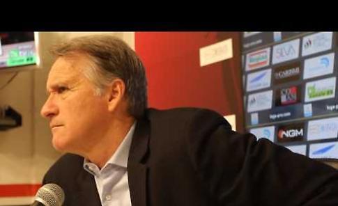 Lucca-Cremonese, intervista a mister Tesser