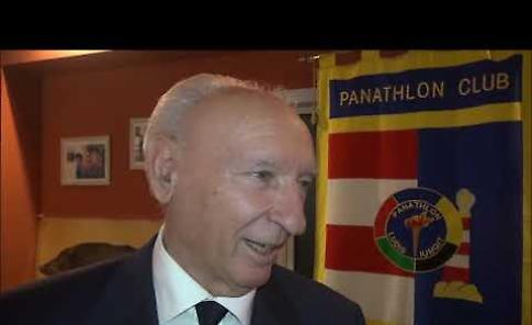 VIDEO Panathlon, interviste a Italo Mari e Giovanni Radi