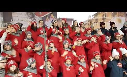 VIDEO Festa del Torrone, gli spettacoli di domenica 19 novembre