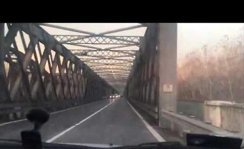 Ponte sul Po, le dichiarazioni di Galimberti e Quintavalla