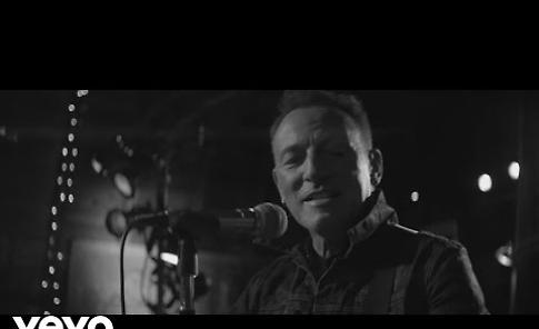 VIDEO Bruce Springsteen - Tucson Train (Official Video)