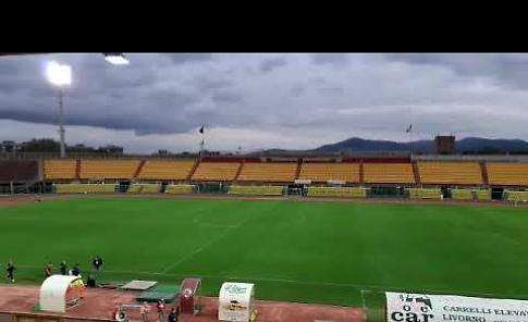 VIDEO Livorno - Pergolettese 3-2: il commento di Dario Dolci