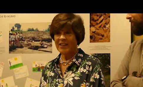 VIDEO 3 Calvatone-Bedriacum: l'annuncio della straordinaria scoperta
