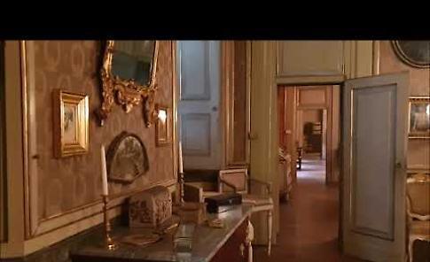 VIDEO Dentro palazzo Calciati Crotti