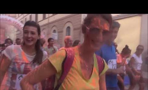 VIDEO La Corri Cri Colors di domenica 16 settembre a Cremona