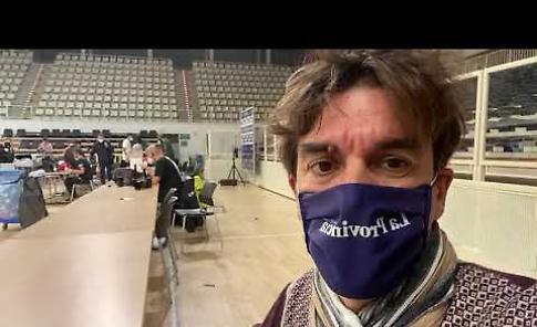 VIDEO Dolomiti Trento - Vanoli Cremona 85-83, il commento di Fabrizio Barbieri
