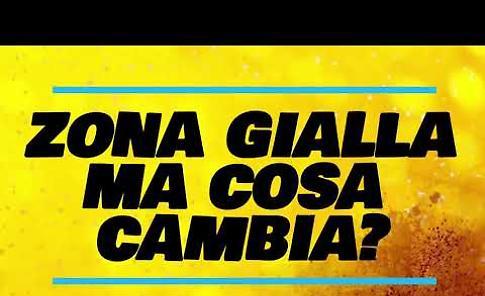 VIDEO Lombardia in zona gialla: ma che cosa cambia?