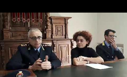 VIDEO Conferenza stampa nuovi varchi e videocamere in centro e periferia