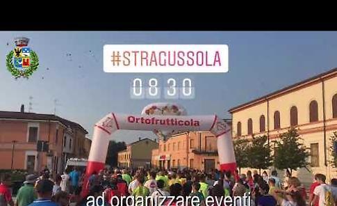 """VIDEO Coronavirus, Comune di Gussola: """"Solo uniti ce la faremo"""""""