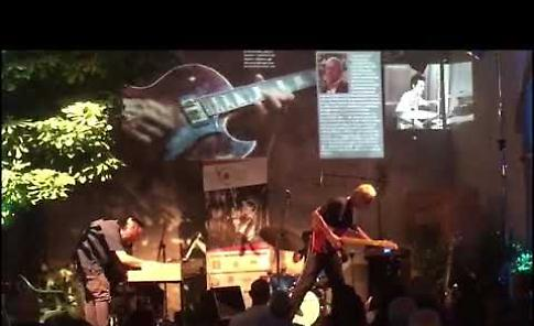 VIDEO Crema Jazz: Gigi Cifarelli e Blue Organ Trio