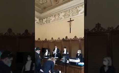 VIDEO Caso Vero, la lettura della sentenza di assoluzione