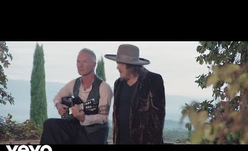 VIDEO Sting & Zucchero, 'September' (Official Video)
