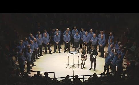 Canti di montagna: concerto commovente e partecipato