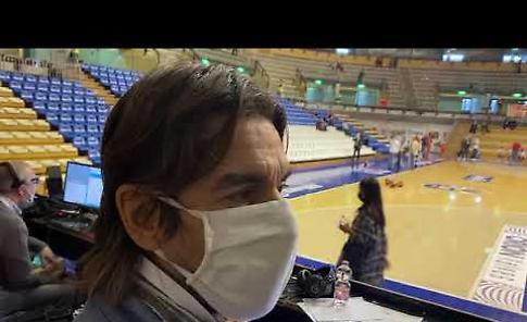 VIDEO Trieste-Vanoli, prima partita di campionato