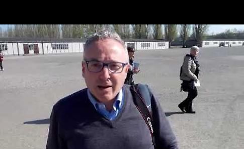 VIDEO Gli studenti cremonesi a Dachau