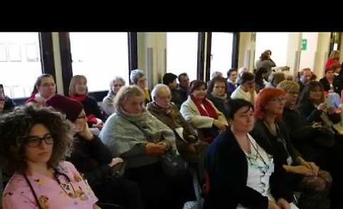 VIDEO Concerto di Natale dei Joy ensemble all'ospedale Oglio Po