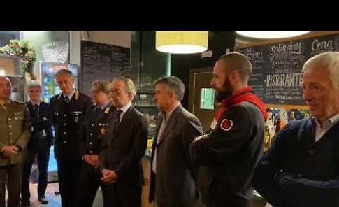 VIDEO La consegna del ricavato della Maratonina di Cremona all'AID
