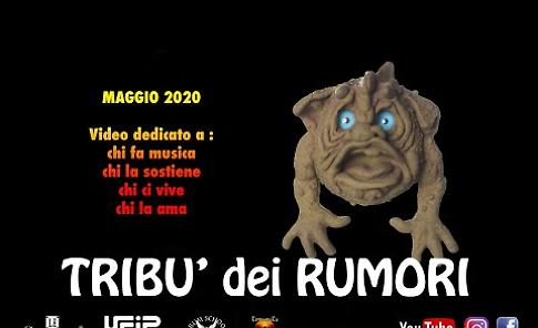 VIDEO La Tribù dei Rumori 2020 (senza musica) di Max Pieri