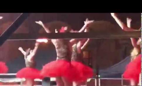 VIDEO Festa del Torrone a passo di danza