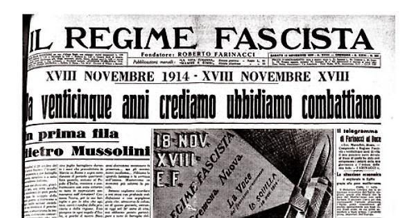 Il 18 novembre 1914 venne alla luce La Squilla, organo dei