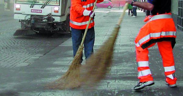 Olbia: Cercasi spazzini per pulizie presso il porto di Olbia