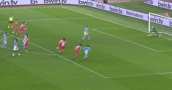 Lazio - Cremonese 1-0