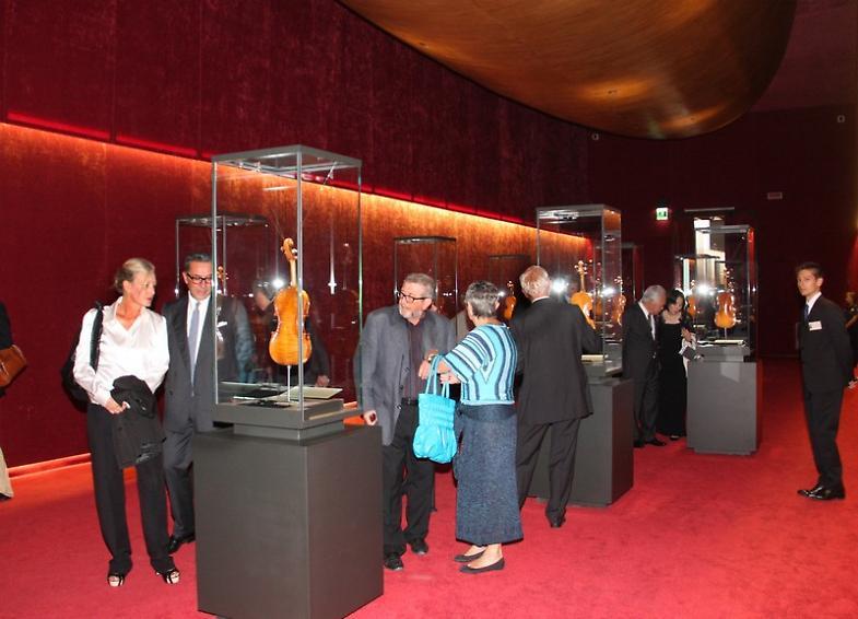 Museo Del Violino.Museo Del Violino Aumentano I Visitatori La Provincia