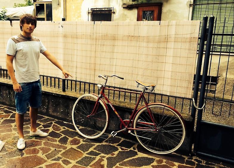 Ladro Barattatore Ruba Super Bici La Provincia