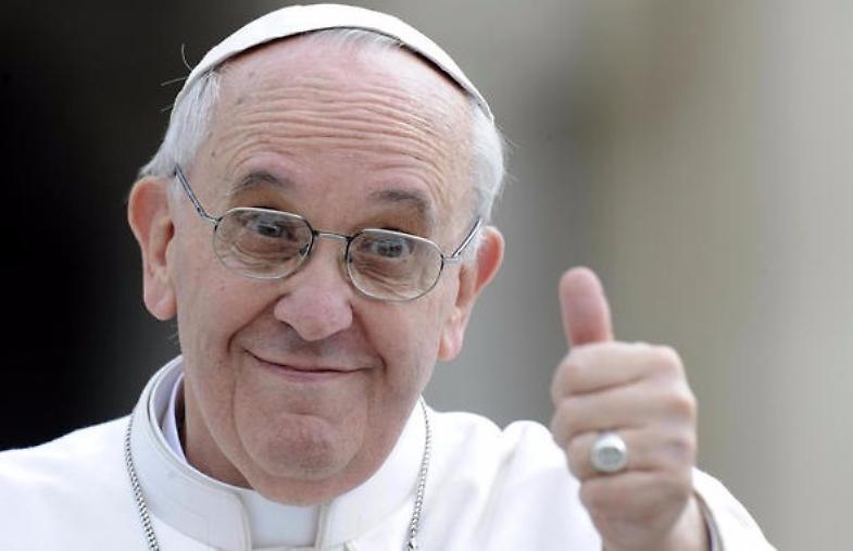 Papa Francesco ed il whisky regalato: