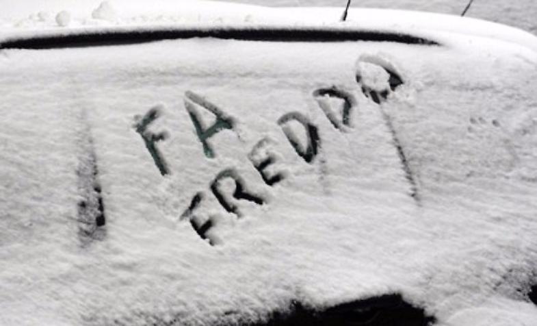 Nevicate, gelate e vento forte: prosegue l'allerta meteo nell'area flegrea