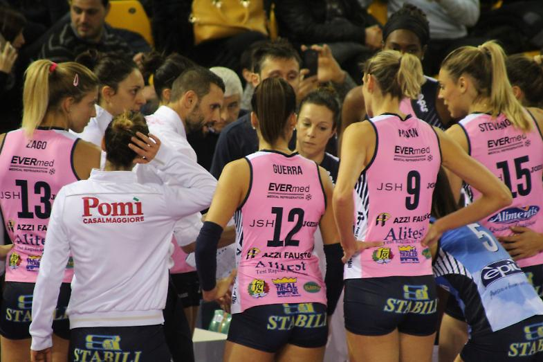 Pomì sconfitta 3-1 a Modena  la società blocca gli stipendi - La ... 75d85094f30