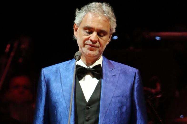 Bocelli dona il plasma, 'ho avuto il Covid'