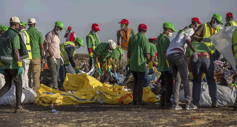 Incidente Ethiopian, anche Canada lascia a terra i Boeing 737 Max
