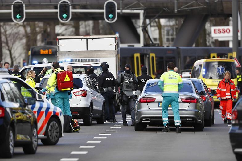 Utrecht, ecco dove è avvenuta la sparatoria