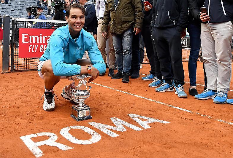 Tennis, gli Internazionali senza pubblico. Binaghi contro la Regione Lazio