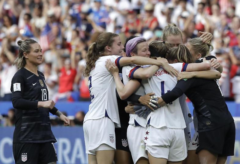 Finale Mondiali femminili 2019, Stati Uniti-Olanda: streaming e probabili formazioni
