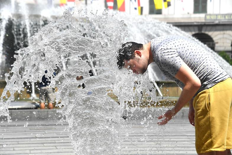 Luglio 2019 da record: è il mese più caldo da 140 anni