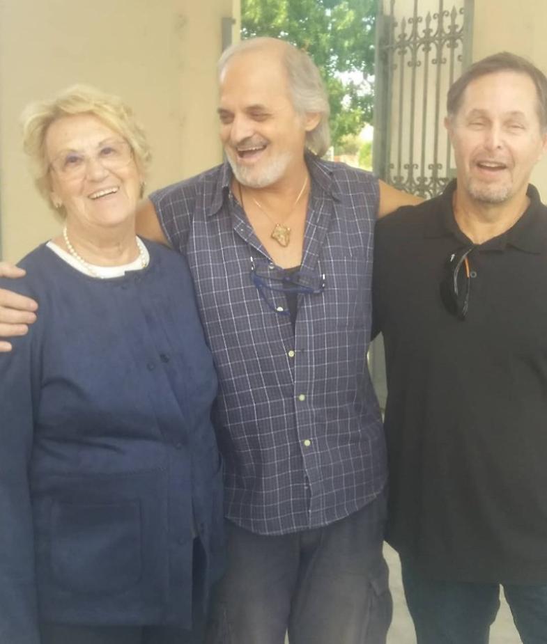 Commovente incontro a Castelverde dopo 56 anni: Angelo e Gabriele abbandonati da piccolissimi sono stati in orfanotrofio insieme prima di essere adottati. fonte quotidiano La Provincia di Cremona.