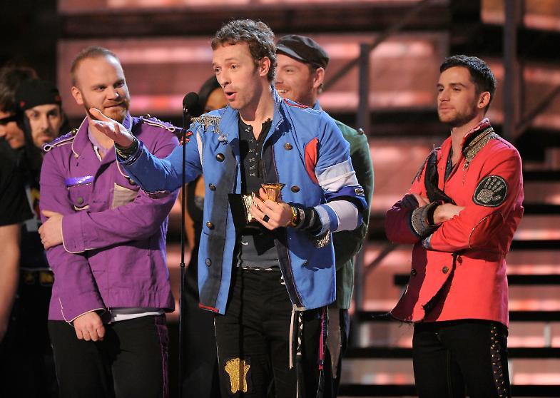 I Coldplay annunciano due concerti dalla Giordania in diretta streaming