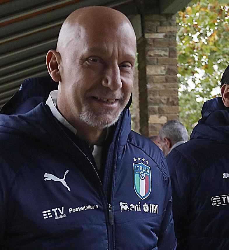 Vialli capo delegazione Italia: