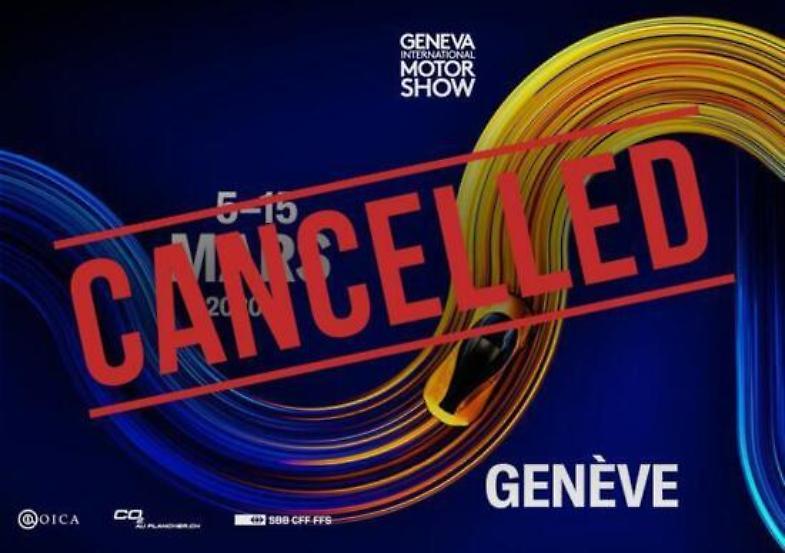 Coronavirus, stop al salone dell'Auto di Ginevra. Confermati tre casi in Campania