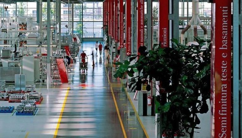 Coronavirus: Ferrari, app tracciamento per dipendenti