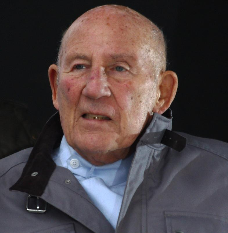 Si è spento Stirling Moss, leggenda dell'automobilismo