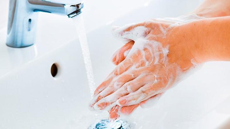 Oggi martedì 5 maggio è la Giornata mondiale del lavaggio delle mani